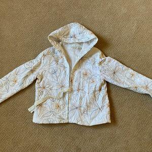 J.Jill Cotton Parka Coat
